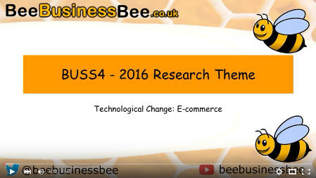 BUSS4 2016 Technological Change Ecommerce