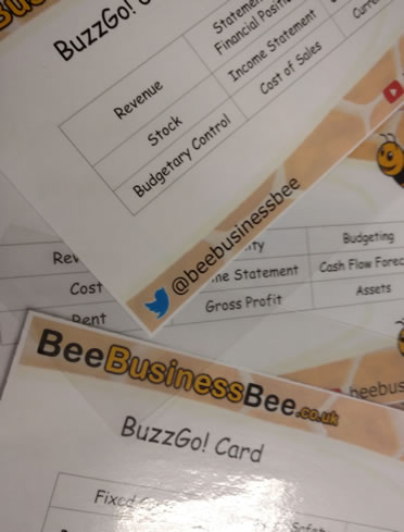 BuzzGo! Business Game